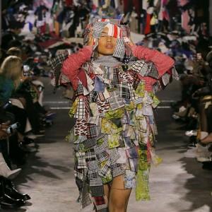 Barbizon Socal alum Jelai walked in New York Fashion Week