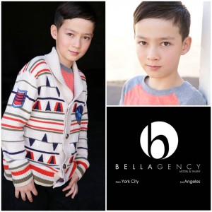 Barbizon Socal alum Jesse Bernard signed with The Bella Agency