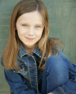 Barbizon Socal alum Kaylee Smith booked a commercial. She is signed with ABA Talent Agency Youth Division and Stage Coach Entertainment Management for TV, Film, Commercials and Print