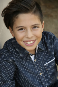 Barbizon Socal alum Lykaios Godina signed with Stein Entertainment Group Los Angeles for commercials, TV, film and print