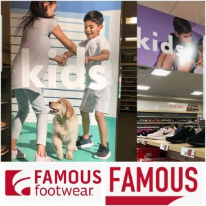 Barbizon Socal alum Rafael G. booked a print campaign for Famous Footwear