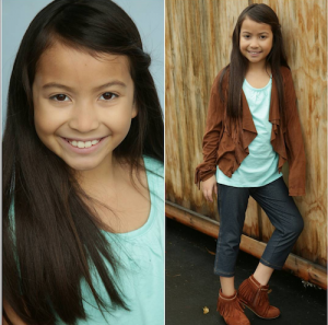 Barbizon Socal alum Stephanie Aditya signed with RAGE Models and Talent Agency for TV, Film, Commercials and Print