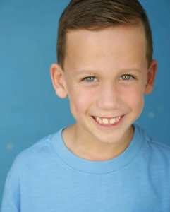 Barbizon Socal alum Zachary Lopez booked his second commercial this week