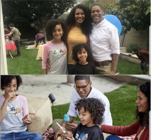 Barbizon Socal alum Zariah Holden filmed a new Disney commercial
