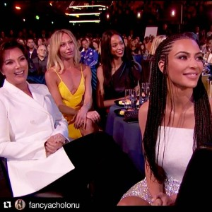 Barbizon Socal alum, fashion model and Barbizon Socal modeling instructor Miss Fancy attended the MTV Movie Awards