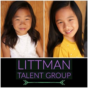 Barbizon Socal alumni and sisters Katherine and Krolyn Vin signed with Littman Talent Group