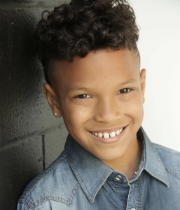 Barbizon Socal grad Alijah Crumble booked a commercial