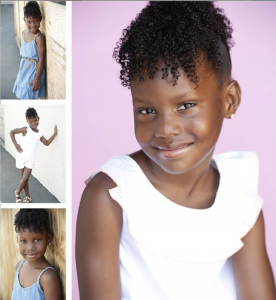 Barbizon Socal grad Camori Bruins signed with The Bella Agency - Los Angeles