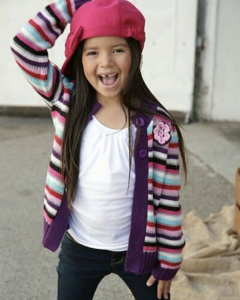 Barbizon Socal grad Carlene Virgen booked a commercial for Experian. She is signed with ABA Talent Agency