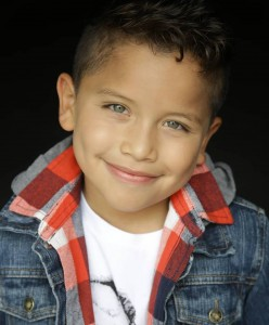 Barbizon Socal grad Christopher Hernandez signed with Henderson Represents Inc. Talent Agency