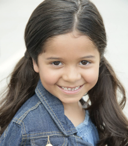 Barbizon Socal grad Jayleen Rodriguez signed with BMG Models and Talent Youth Division for TV, film, commercials and print