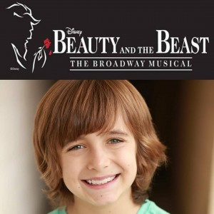 Barbizon Socal grad Kaine was cast in Beauty and The Beast