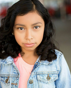 Barbizon Socal grad Leslie Ramos booked a supporting role in an upcoming movie