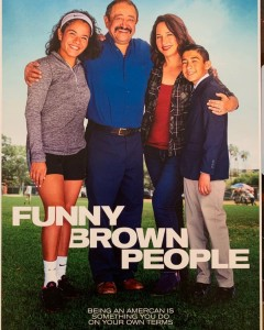 Barbizon Socal grad Manny Correa co-stars in the new web series Funny Brown People