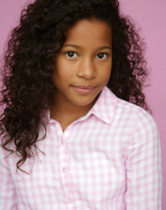 Barbizon Socal grad Miekayla Williams signed with Youth Talent Connection Talent Agency for TV, Film, Commercials and Print