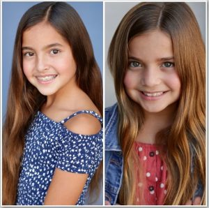 headshots of Tiah and Talia