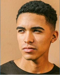 Barbizon Socal grad Tevin Zavala-Callender booked another commercial