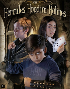 Barbizon Socal grad Vyom is the lead in the upcoming feature film Hercules Houdini Holmes