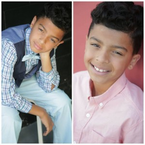 Barbizon Socal grads Jerremy Tejada and Alijah Perez signed with Rage Models and Talent Agency and Across The Board