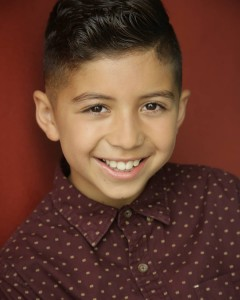 Barbizon Socal graduate Aaron Rivas signed with The Bella Agency Los Angeles