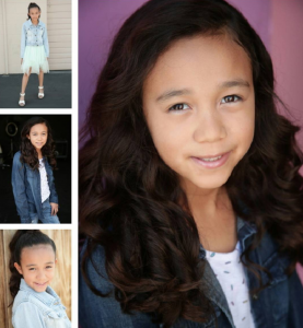 Barbizon Socal graduate Viviana Rios signed with Rage Models and Talent Agency for TV, film, commercials and print
