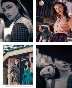 Barbizon Southwest alum Ione King is modeling in Seoul, Korea