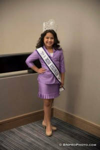 Barbizon Southwest alum Marely M. is the reigning Little Miss Colorado