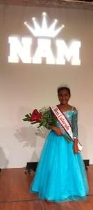 Barbizon Southwest alum Maya Seay was crowned Colorado Junior Preteen Queen