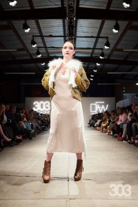 Barbizon Southwest alumni Ansley Mater, Maleah Marquez and Tea Anderson walked for Rebellelion in Denver Fashion Week3
