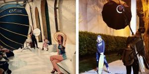 Barbizon Southwest alumni modeled for Shutterfest 2019