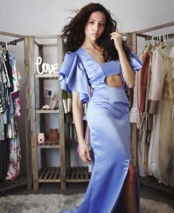 Barbizon Southwest model Maleah Marquez modeled for Rachel Marie Hurst