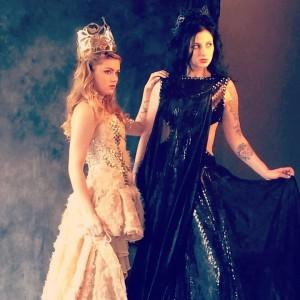 Barbizon St. Louis models Simone, Sarah and Kaitlyn modeled for Shutterfest 20174