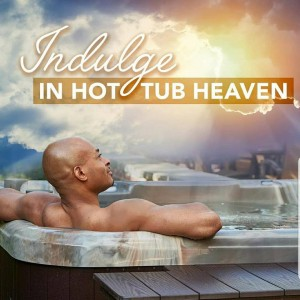 Barbizon St. Louis talent Lorne booked a photo shoot for a hot tub campaign