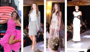 Barbizon Tampa alum Karis walked in New York Fashion Week for Exalte Magazine Coastal Fashion Week