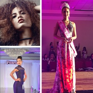 Barbizon Tampa alum Naomi Ferreras was crowned Miss Photogenic in the World's Perfect Teen Pageant