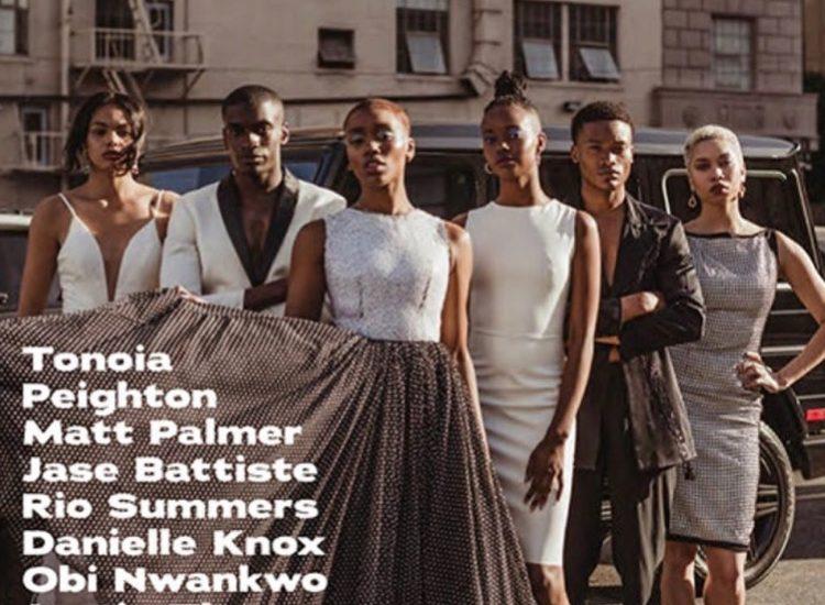 June 2020 cover of Avant Magazine featuring Dani Nicole