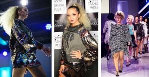 Barbizon alum Echo Smith Models In Omaha Fashion Week
