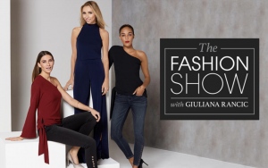 "Barbizon alum Giuliana Rancic ""The Fashion Show"" debuted on HSN"