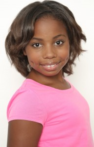 Barbizon alum Jamila B has been selected for a Justice for a photo shoot with her agent Katalyst.