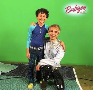 Barbizon alum Joshua filmed a new series for Comedy Central