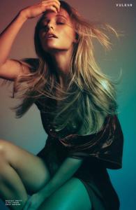 Barbizon alum Madison Iseman was photographed for Vulkan Magazine