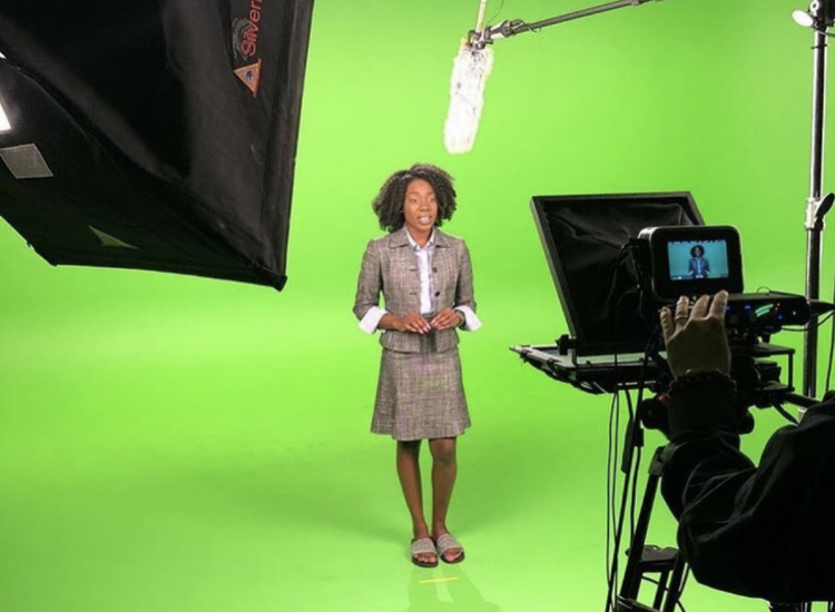 Barbizon alum Shenai Hylton booked and filmed three Canadian based commercials
