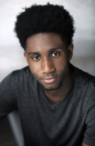 Barbizon alum Victor Amoah signed with Actor's Choice Talent Agency