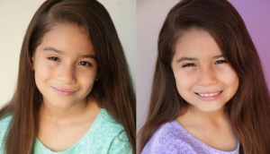Barbizon alumni Justine and Alyssa Sanchez signed with Henderson Represents Inc. Talent Agency for TV, film, commercials and print