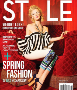 Barbizon of Chicago graduate Katrina Hunter was on the cover of Style Magazine. She is signed with Fenton Models