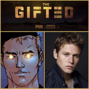 Barbizon of Cleveland alum Zach Roerig booked a role on the upcoming FOX and Marvel series, The Gifted