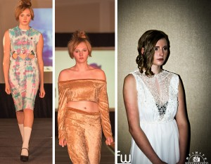 Barbizon of Jackson grad Faith Byers walked in Baton Rouge Fashion Week