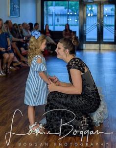 Barbizon of Mobile alum Aubree Nolfe walked in The Movement Fashion Week, part of Coastal Fashion week for designer Joyce Pilarsky