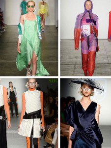 Barbizon of Orlando alum Leah Rae Hight walked in New York Fashion Week 2018