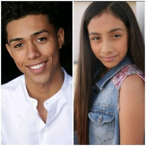 Barbizos Socal alumni and siblings Jesse Ceja and Myranda Soltra signed with UPMT Talent Agency